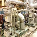 Детандер-компрессорный агрегат в стадии ПНР