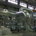 Внутрицеховые технологические трубопроводы
